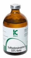 Sulfadimérazine 33% Kela